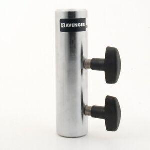 Manfrotto Avenger E255 Adapter 16mm Female auf 17mm Female socket adaptor