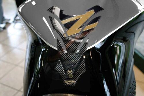 KIT ADESIVI IN GEL 3D Z750 Z1000 compatibile per MOTO KAWASAKI Z 750-1000 ORO
