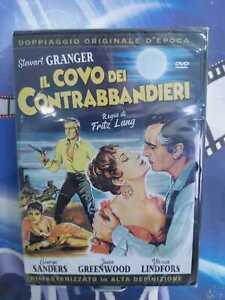 Il Covo Dei Contrabbandieri DVD A & R PRODUCTIONS
