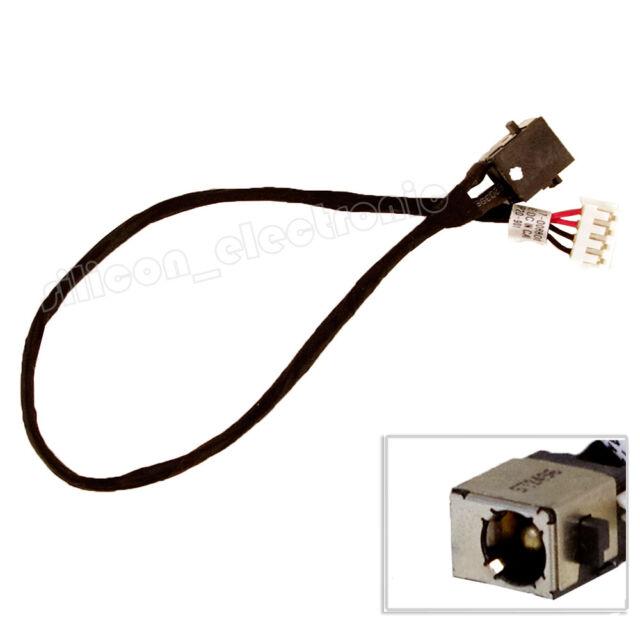 DC Power Port Jack w//cable Toshiba Satellite C55-A5393 L75-B7150 S955-S5373 USA