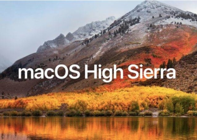 Mac OS High Sierra bootfähig bootable USB Stick