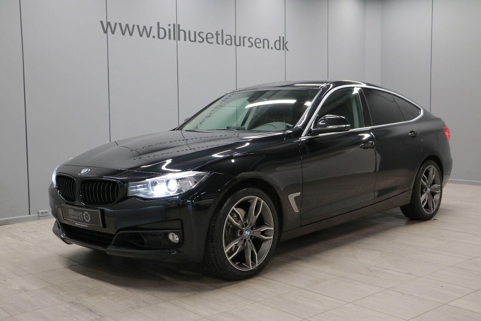 BMW 330d 3,0 Gran Turismo aut. 5d - 329.900 kr.