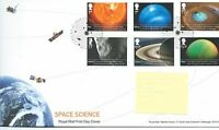 wbc. - GB - FIRST DAY COVER - FDC - COMMEMS -2012- SPACE SCIENCE - Pmk GAERWEN
