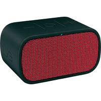 Logitech UE Mini Boom Bluetooth Lautsprecher Bluetooth Speaker Schwarz/ROT