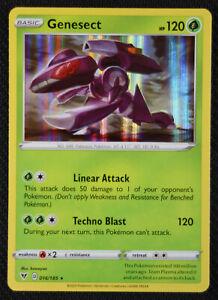Genesect 016//185 Pokemon TCG Vivid Voltage