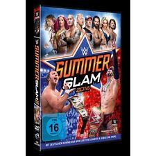 WWE Wrestling DVD - SUMMER SLAM 2016 *NEU* deutsch RC 2 Styles vs. Cena Lesnar