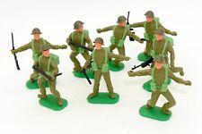 TIMPO TOYS - SOLDATS INFANTERIE BRITANNIQUE - BRITISH INFANTRY SOLDIER WW2