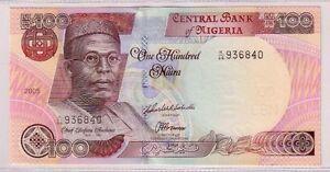 Nigeria-100-naira-2005-pick-28e-FDS-UNC-lotto-2399