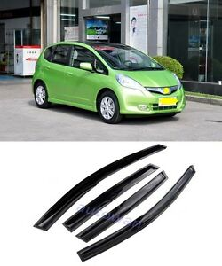 Image Is Loading Window Visor Vent Shades Sun Rain Guard For