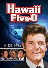 Hawaii Five-O: The Eighth Season (DVD, 2010, 6-Disc Set)