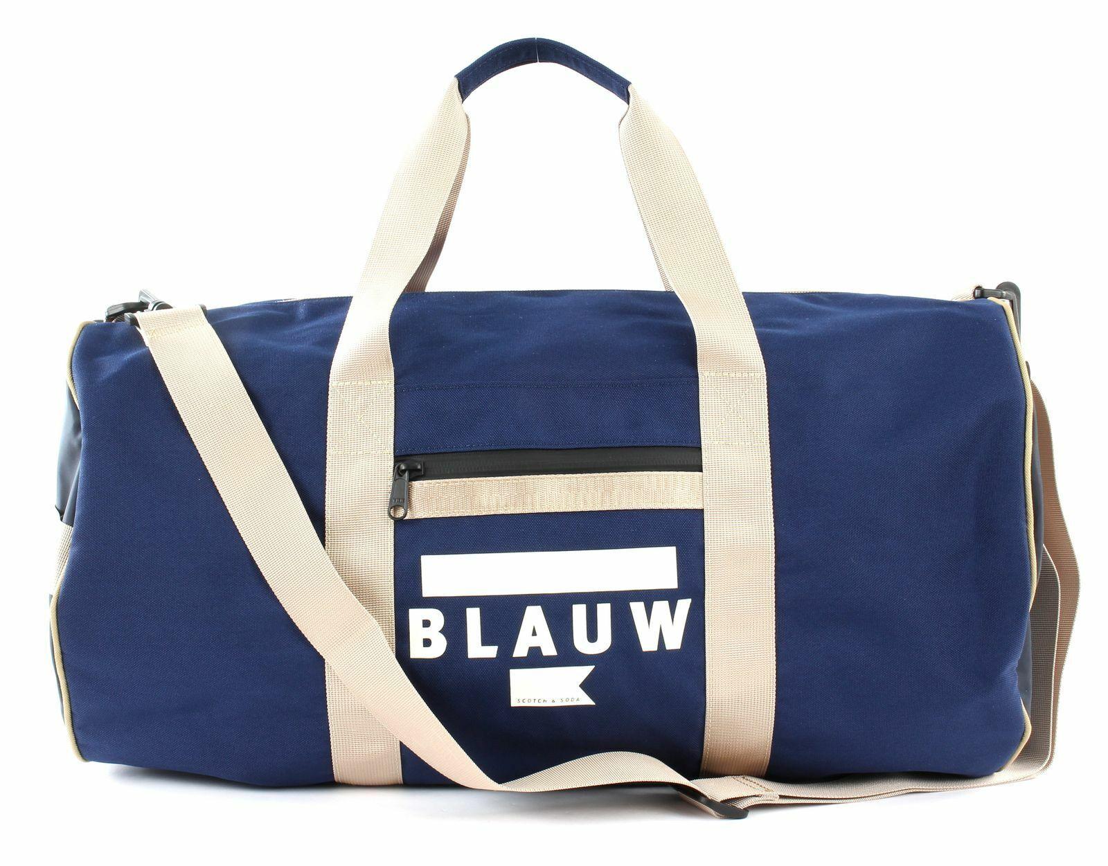 SCOTCH & SODA Ams Azulw Off Duty Bag Combo A