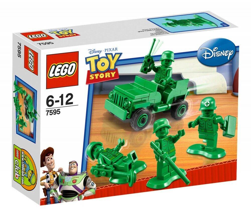 LEGO Toy Story 9480 - Army Men on Patrol - NEUF NEW, SCELLÉE SEALED