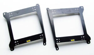 FORD-FOCUS-MK1-3-DR-98-06-OMP-RACING-BUCKET-SEAT-MOUNT-SUBFRAMES-TWIN-PACK