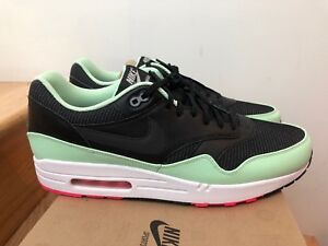 san francisco c672c 2eca2 Image is loading 2012-Nike-Air-Max-1-FB-Black-Mint-