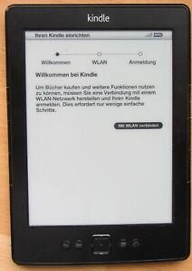 Amazon Kindle Ebook Reader Model D01100