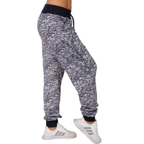 Jogging Hose Knopf Trainingshose Sporthose Knopfleiste Fitness Taschen lang 3555