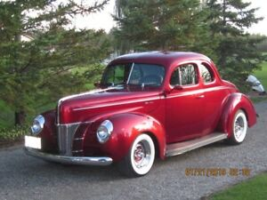 stunning all steel 40 ford coupe for sale