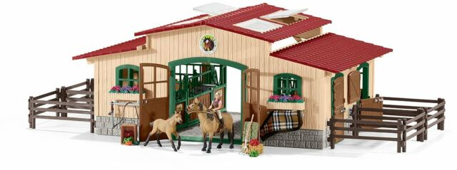 Schleich granja World nº 41421 heuraufe == basurillas