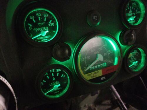 HMMWV LED Dash light FULL KIT humvee Dash bulbs,bright LED M998 replacement