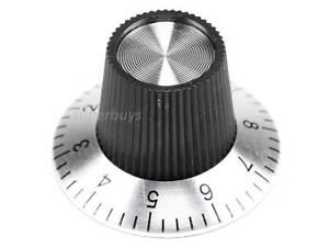 1pc-10-Digit-Potentiometer-Knob-Volume-Control-Dial-Amplifier-Loudspeaker-Shaft