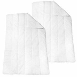 2-Stueck-Bettdecke-Steppbett-Allergiker-geeignet-Waschbar-95-C-135x200cm-1000g
