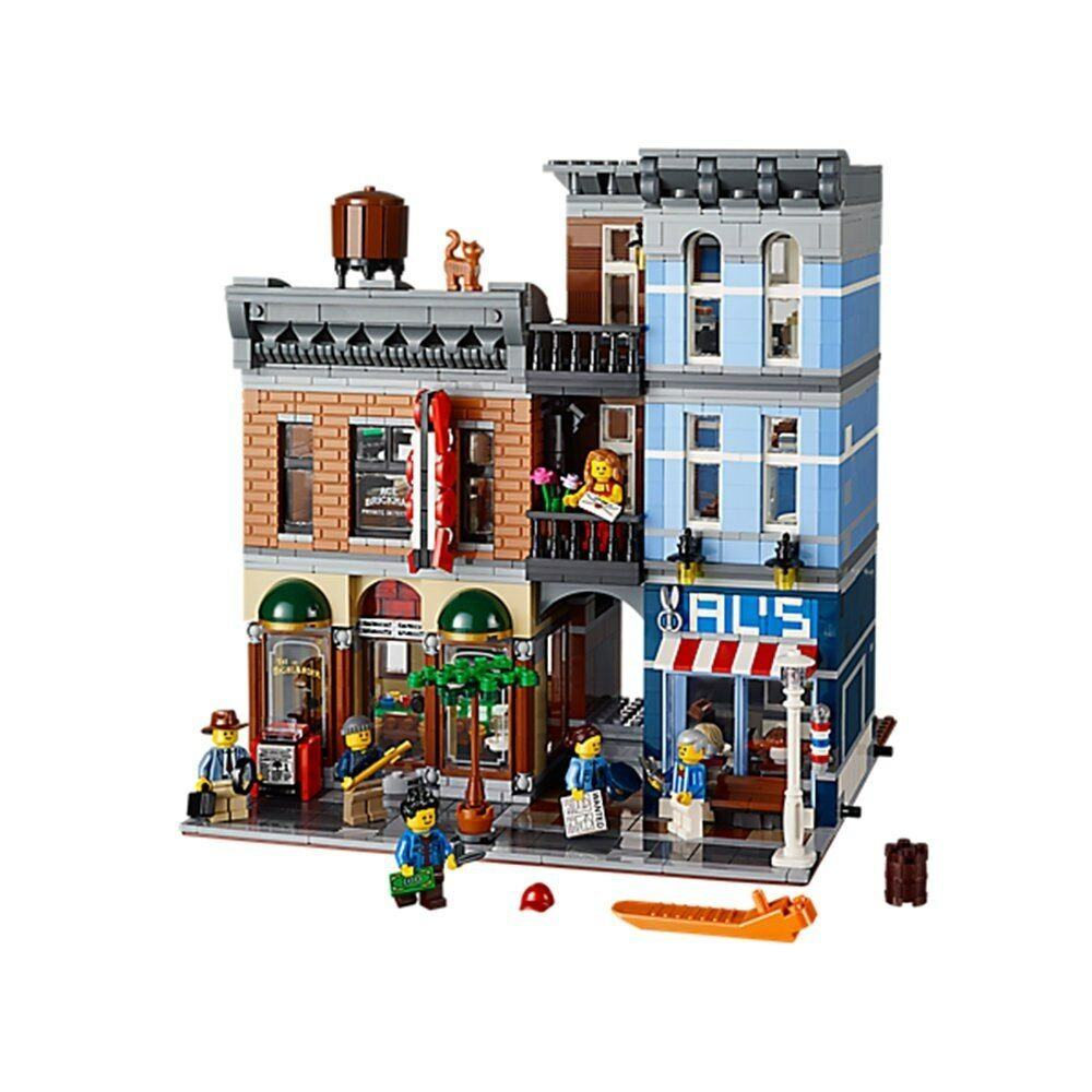 LEGO 10246 10246 10246 Creator Detectives Office 10246 NEW Worldwide Shipping 713c76
