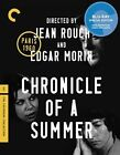 Chronicle of a Summer 0715515102919 With Jean Rouch Blu-ray Region 1
