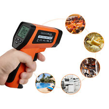 Instant Read Thermometer Infrared Temperature Barbecue Handheld Laser Gun Grill