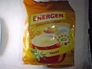 Details About 2 Bags Energen Sereal Susu Rasa Vanilla Cereal Milk Sigmavit Free Airmail