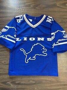 boys lions jersey