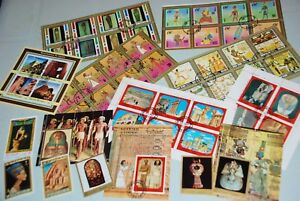 Egypt-Ancient-History-Attractive-Collection-souvenir-sheets-10-x