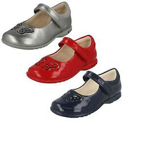 Détails sur Clarks chaussures fille avec Lumières' Trixi Wish '