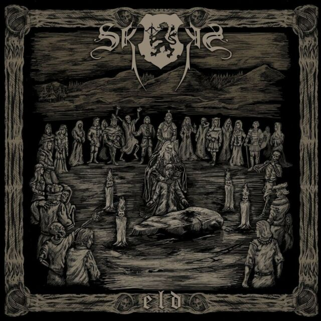 SKOGEN - ELD   CD NEW!