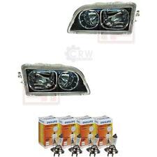 Scheinwerfer rechts Volvo S40 V40 Typ M Bj 04-07  grau H7+HB3 T7Q