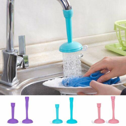 Kitchen Water Saving Faucet Splash Water Regulator Valve Shower Head Filter UK