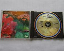 HORENSTEIN - LSO / MAHLER Symphony No.1 UK CD UNICORN-KANCHANA UKCD 2012(1988)