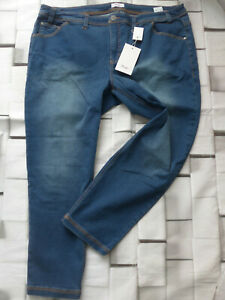 Sheego-Jeans-Trousers-Blue-Ladies-Size-46-plus-Size-517
