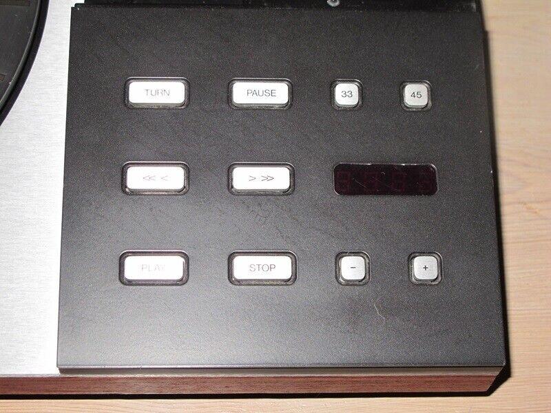 Pladespiller, Bang & Olufsen, 8002 - type 5635 - UDEN PICKUP