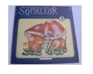 Squallor - Strappeggio degli Squallor LP 33 rpm