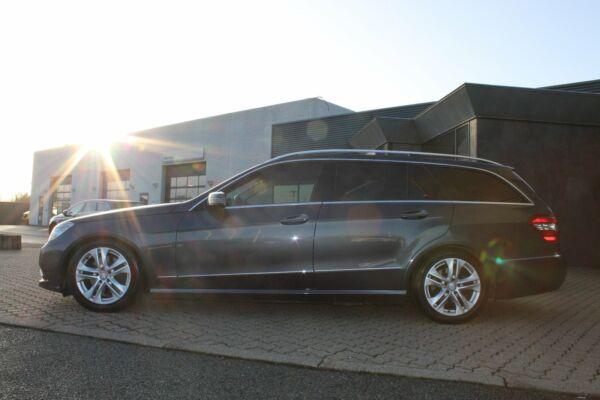 Mercedes E250 2,2 CDi Avantgarde stc. aut. BE - billede 1