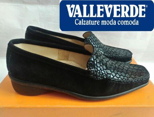 N Sandalo Valleverde Nero Nero 35 N Sandalo Sandalo Nero 35 Valleverde Valleverde xBreCdoW