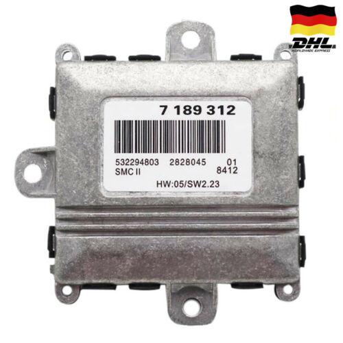 Xenon Steuergerät ALC kurvenlicht 7189312 für BMW SMC II Neu Brandneu