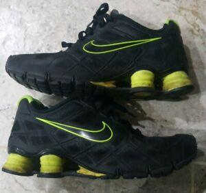 2011 Men's Nike Turbo Shox Plus +