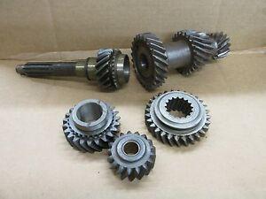 ratio gear Thunderbird tranny