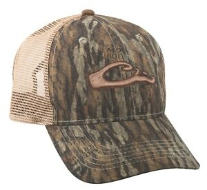 ba18eb3ef30 Image is loading DRAKE-Waterfowl-Systems-Raised-Logo-Mossy-Oak-Bottomland-