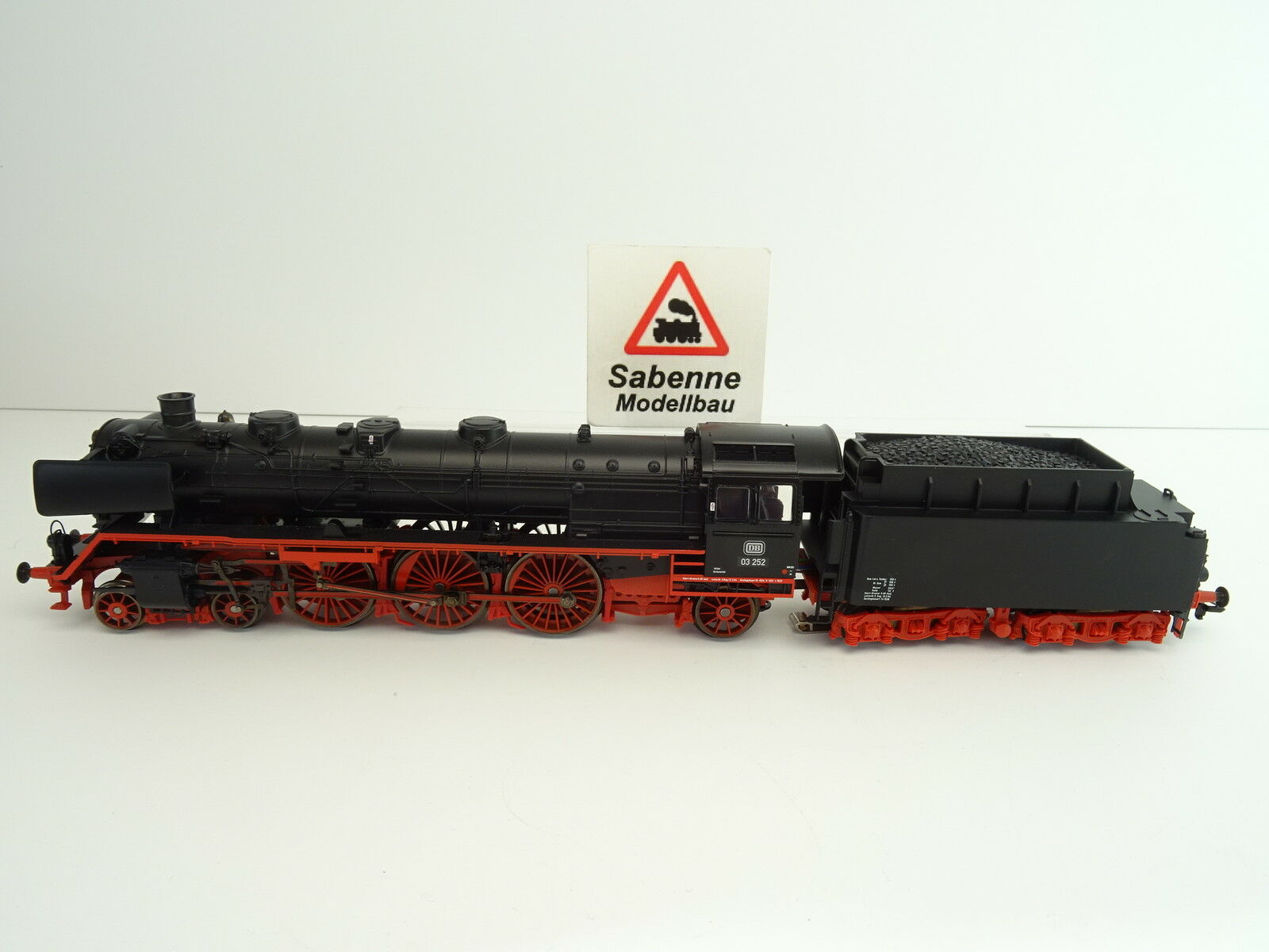Märklin 29640 Steam Locomotive BR 03 252 DB MFX Digital Sound Top c353
