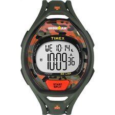 Timex TW5M01200, Men's 50-Lap Ironman Green Resin Watch, Indiglo, TW5M01209J