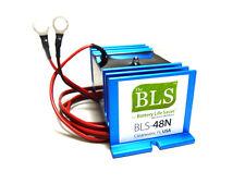 Battery Life Saver BLS-48N Reviver Desulfator 48 volt Golf Cart Buggy 48v