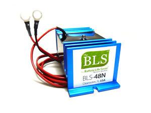 Image Is Loading Battery Life Saver Bls 48n Desulfator 48 Volt