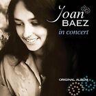 Joan Baez - in Concert Vinyl LP NEU